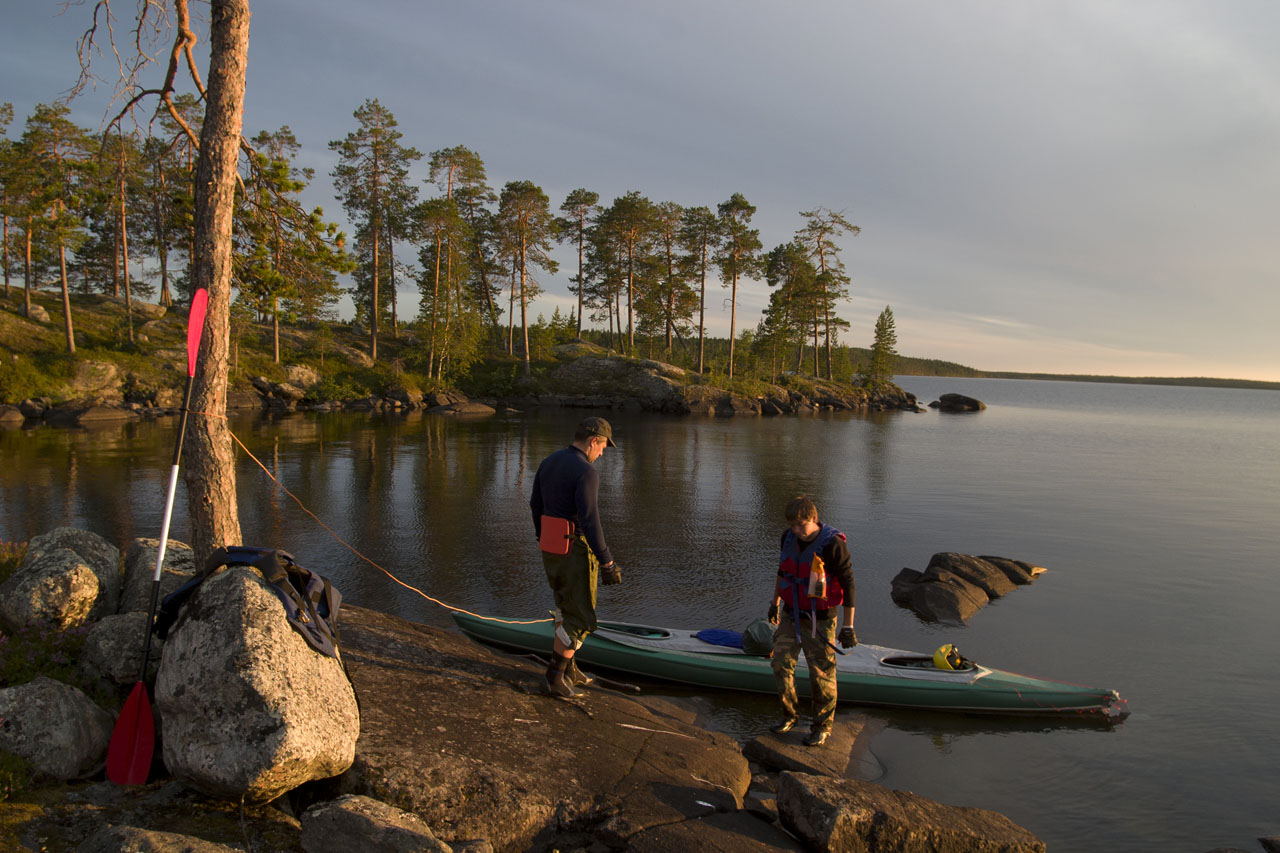 река кереть рыбалка правила